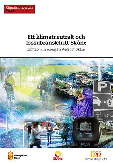 Omslagsbild för Klimat- och energistrategin
